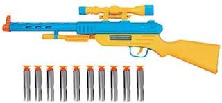 PTCMart Air Gun With 10 Bullets