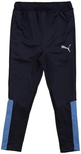 Puma Boy Polyester Track pants - Blue