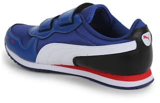 413cb3dfa30 Buy Puma Blue Casual shoes for boys Online at Low Prices in India ...
