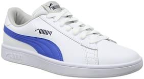 Puma White Boys Casual shoes