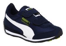 Puma Blue Boys Sport shoes