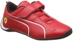 Puma Red Boys Sport shoes