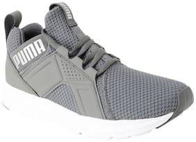 Puma Grey Boys Sport shoes