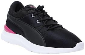 Puma Black Girls Casual Shoes