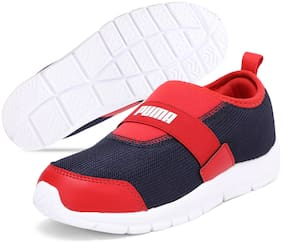 Puma Navy Blue Unisex Kids Casual shoes