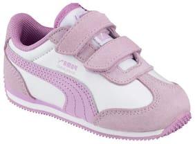 Puma Purple Girls Casual Shoes
