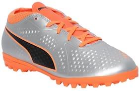 Puma Grey Unisex Kids Sport shoes