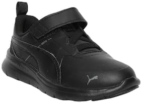 Puma Black Boys Sport shoes