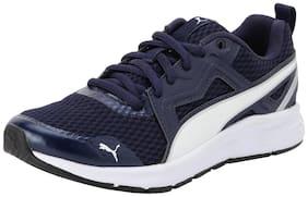 Puma Navy Blue Unisex Kids Sport shoes