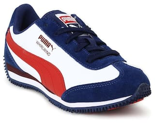 Buy Puma Blue Sport shoes for boys Online at Low Prices in India ... 61258f2ff