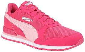 Puma Pink Unisex Kids Sport shoes