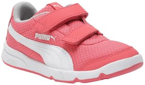 Puma Pink Boys Casual shoes