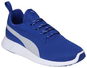 Puma Blue Casual Shoes For Infants