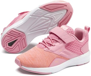Puma Pink Unisex Kids Sport shoes