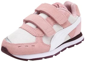 Puma Pink Unisex Kids Casual shoes