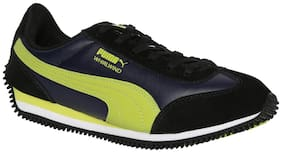 Puma Black Boys Sport shoes
