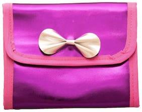Purple Sanitary Napkin Holder