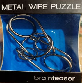 Puzzle 1 stainless steel 1.4