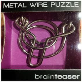 Puzzle 1 stainless steel 1.5