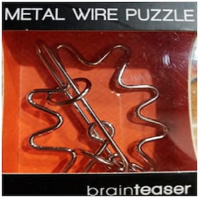 Puzzle 1 stainless steel 1.2