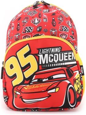 QIPS by HMI Disney Cars 12 inch / 10L Printed School Bag for kids