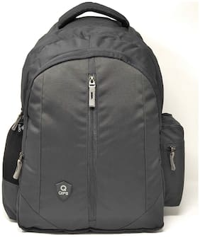 QIPS by HMI 30 L Laptop Bag Backpack | 1000D Polyester | Light Weight | DN1003 (Grey)