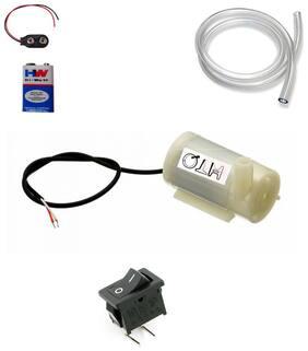 Qth PRO-001 Motor Control Electronic Hobby Kit