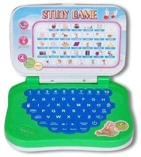 Qunxing Phonenix Play And Study Kids Mini Laptop