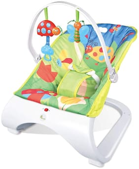 R for Rabbit Hip Hop Bozr Chair for Kids/Babies (With Vibration Mode)