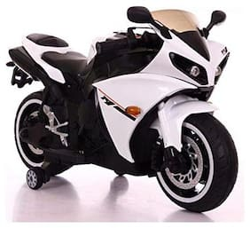 R1 Ride On Bike (White)