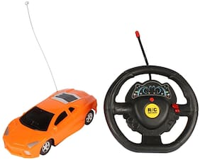 Racing Class Steering Remote Control Car For Kids