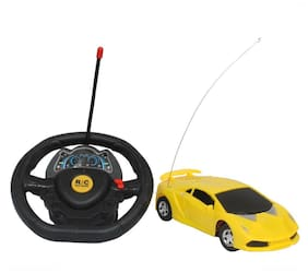 Racing Steering Wheel Remote Control Car For Kids
