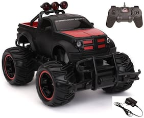 radhe enterprise  Red And Black 1:20 Mad Racing Monster Car