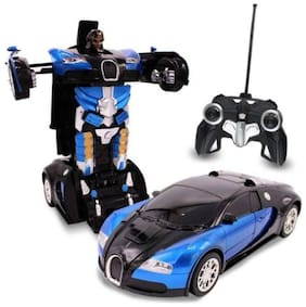 radhe enterprise Remote Control 4 Function Autobot - Robot Car