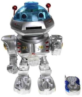 radhe enterprise Multicolor Plastic Robot