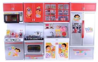 Buy Radhe Enterprise Dora Kitchen Set Online At Low Prices In India Paytmmall Com