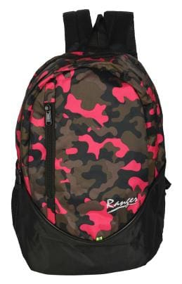 Ranger 35Liters Pink Military new School Bag;Laptop bag;Casual Backpack