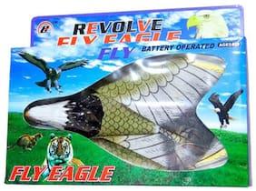 Really Sasta Multicolor Revolving Fly Eagle