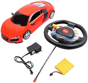 Rechargeable Radio Control RC Racing Car Kids Toys Toy Gift Remote - R89 A