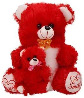 ZOONIO Pink Teddy Bear - 55 cm