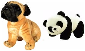 Red Ballons - Combo of Panda and Hutch Dog