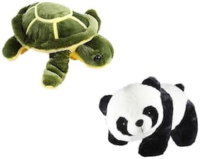 Red Ballons - Combo of Turtle /Tortoise and Panda