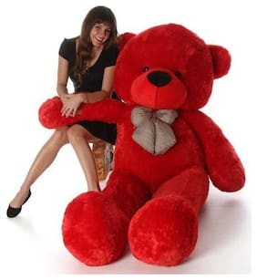 Red Teddy Bear - 80 cm , 1