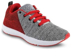 SIM STYLE Red Boys Sport shoes
