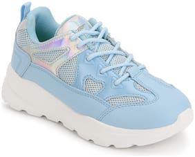 Red Tape Blue Unisex Kids Sport shoes