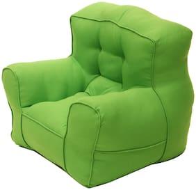 Reme Cotton Comfortable Sofa Kid's Sofa (Green)