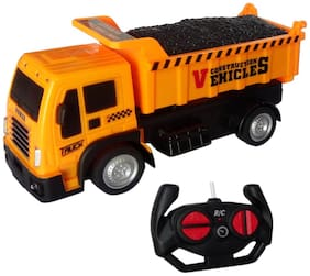 Remote Control Truck Dumper Construction Toy - Carcoal Carrier