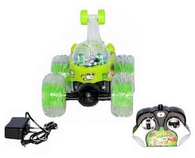 Remote Control Stunt Car
