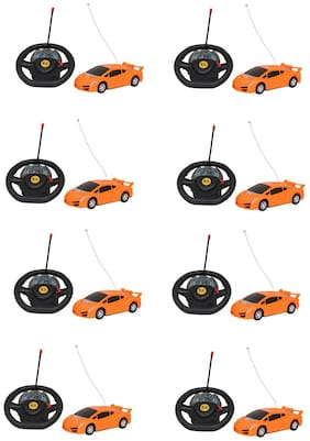 Remote Power steering Car For Kids Pack 8