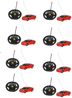 Remote Super steering Car For Kids Pack 8